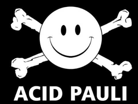 Acid Pauli & Laura Weider - Oregano