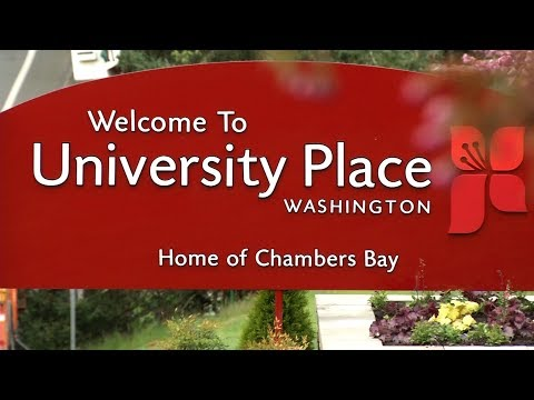 University Place, WA - Live. Work. Play.