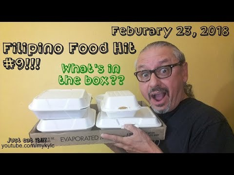 Filipino Food Hit #9!!!!