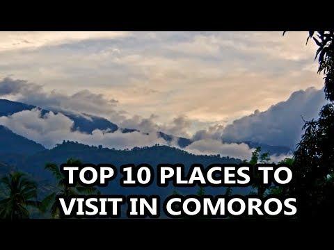 Best Places To Visit - COMOROS | Travel & Tourism