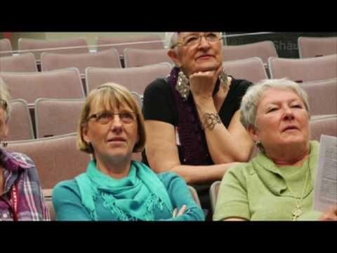 2016 ElderCollege on Shaw TV