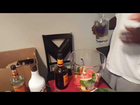 Jungle Juice Creation