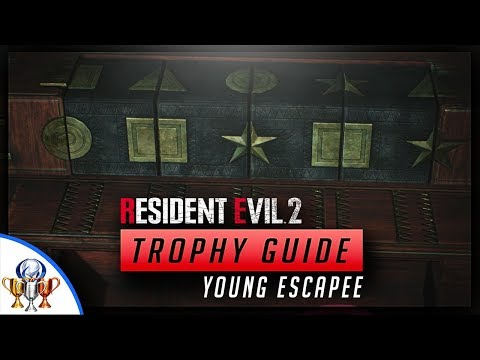 Resident Evil 2 - Young Escapee - How to Solve Sherry's Bedroom Puzzle Box from YouTube · Duration:  5 minutes