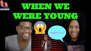 The Voice 2016 Blind Audition Billy Gilman 34 When We Were Young 34 Reaction