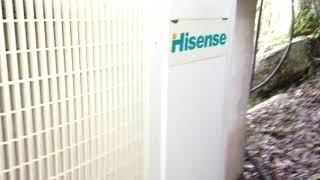 Hisense air conditioner