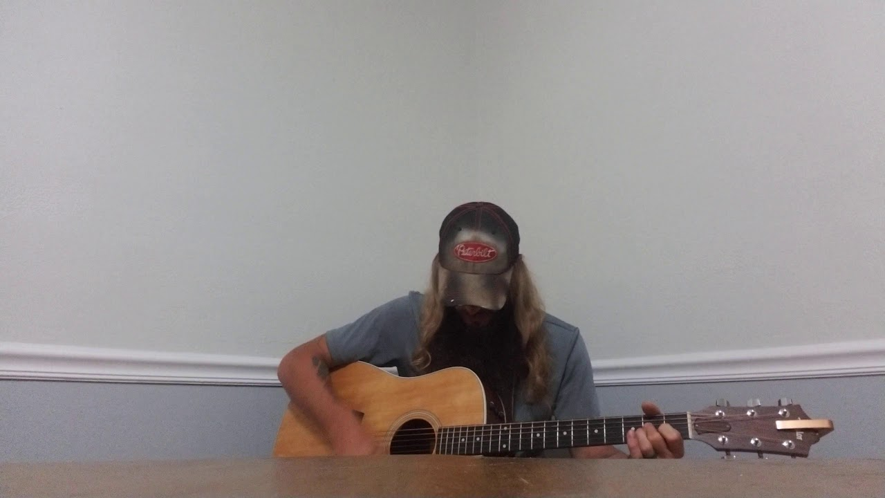 Much too young - Garth Brooks (cover) - YouTube