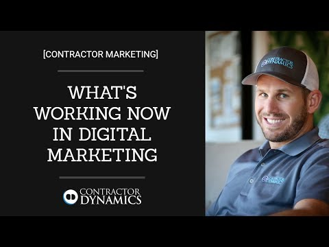 Digital Marketing For Construction Companies - What's Working NOW