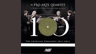 """String Quartet No. 2, """"Dreaming Butterfly"""": Second Adventure, Pizzicato"""