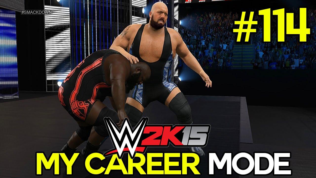 WWE 2K15 My Career Mode - Ep. 114 - 'NOO BIG SHOW!' [WW ...