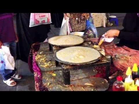 Khaboos - Street food in Doha, Qatar