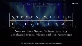 Steven Wilson Drive Home Product Trailer
