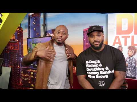 "Headkrack & Omar Epps Preview ""The Rickey Smiley Morning Show"" (05.24.18)"