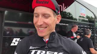 Giro d'Italia 2019: Inside story of a magical day for Trek-Segafredo on Stage 16