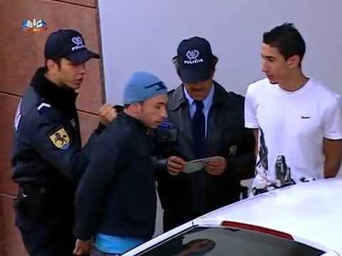 Prank - Di Maria (Real Madrid)  David Luiz (Chelsea)