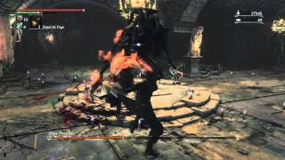 Bloodborne - How to get an Extremely Precious Blood Gem! (Trophy)