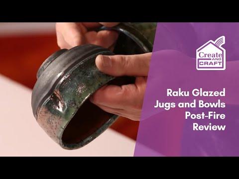 Post Raku Fire Review | Craft Academy