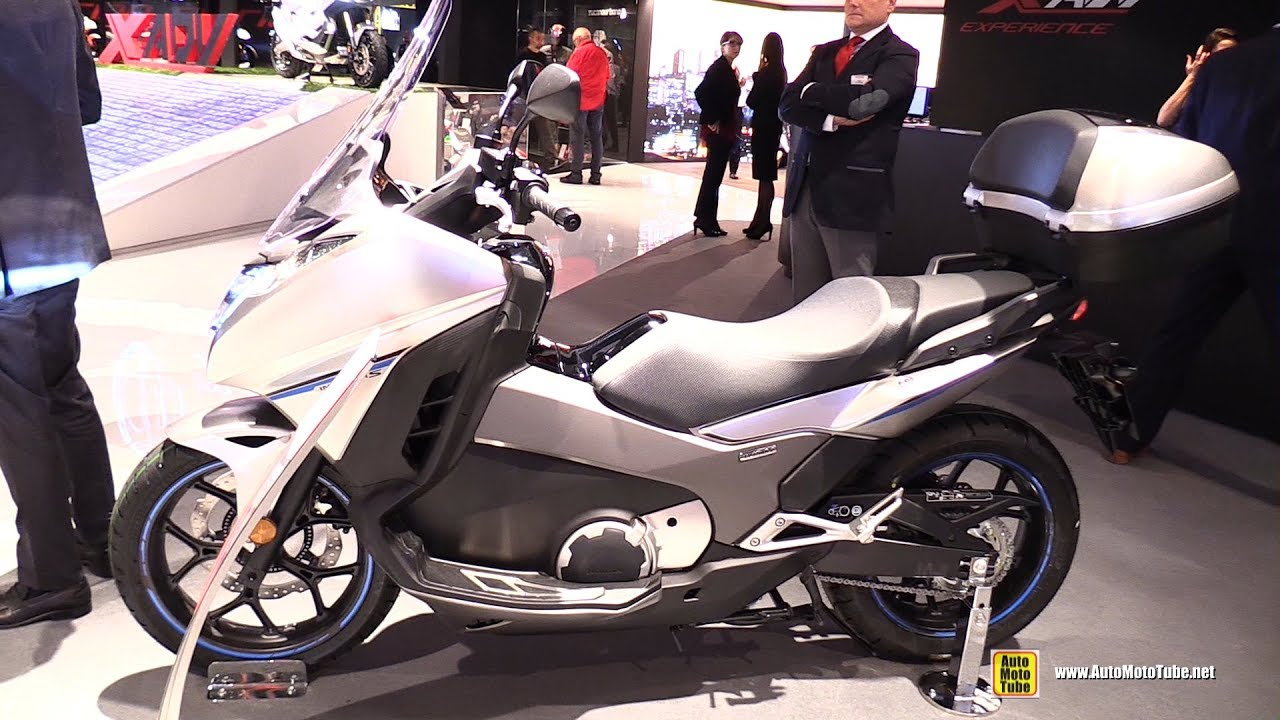 2017 honda integra 750 dct walkaround 2016 eicma milan youtube. Black Bedroom Furniture Sets. Home Design Ideas