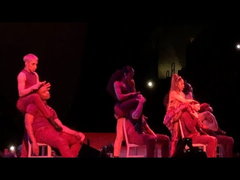 "Ariana Grande ""break up with your girlfriend i'm bored""   Sweetener Tour LA 5719"