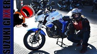 Review Suzuki Gixxer 150
