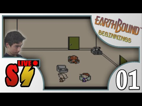 Earthbound Beginnings (Blind) | Outlet Live [1]