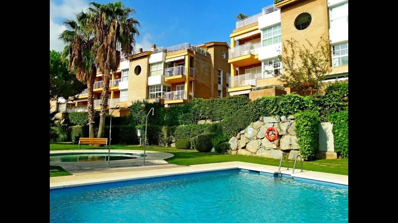 Alquiler en llavaneres playa piso de 120 m2 con parking y pisicna youtube - Area gestio llavaneres ...