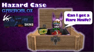 Roblox Counter Blox Hazard Case 'Rare Knife Challenge' #16 | # 91