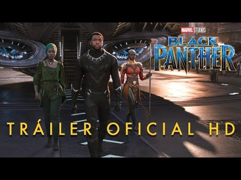 Black Panther de Marvel | Tráiler oficial en español | HD