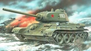 Видео клип легендарный Т-34