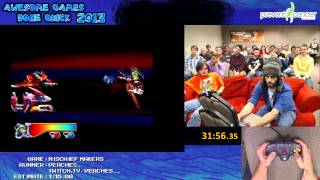 Mischief Makers Speedrun in 1:01:01 by PEACHES_ (*Live at AGDQ 2013*) [N64]