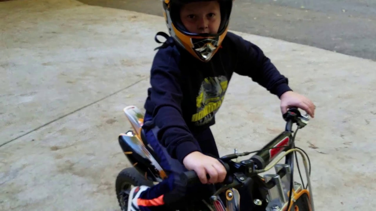 Dirt Bikes Are A Great Toy For Kids Put Bike Fun - Youtube-5051
