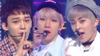 Download Video 《Comeback Special》 EXO-CBX(첸백시 - 花요일(Blooming Day) @인기가요 Inkigayo 20180415 MP3 3GP MP4