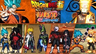 Dragon Ball VS Naruto - FULL GAME