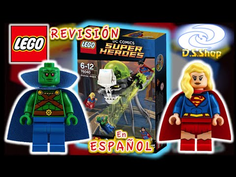 [Full Download] Lego Justice League Javelin Review Lego En ...