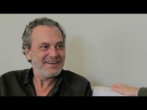José Coronado al natural con José Aguilar