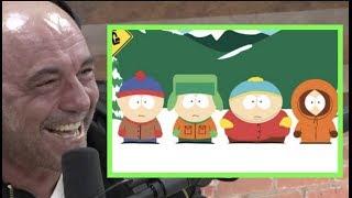 Joe Rogan | South Park is the Best Show Ever
