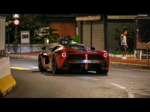 The EPIC Monaco Supercar Nightlife #7 (ONE:1, Agera R, LaFerrari, Enzo 'FXX', Capristo SV)