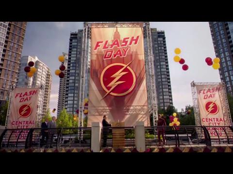 The Flash - Drag me down