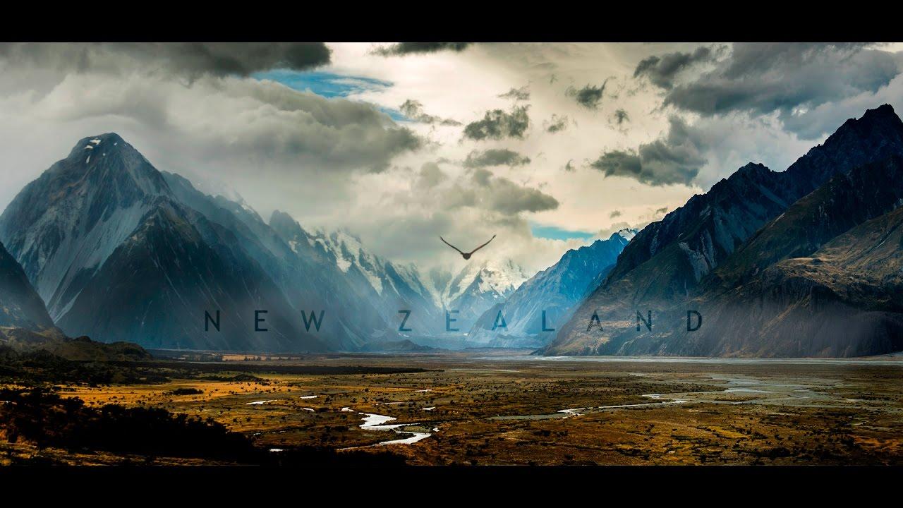Nouvelle Zélande Photo: Des Paysages D'un Autre Monde