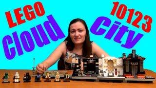 RARE LEGO Cloud City 10123 Star Wars Review