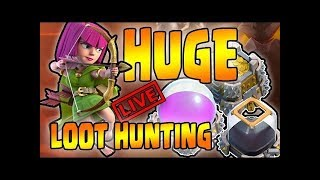 Clash of clans - farm to max town hall 11‼️‼️‼️