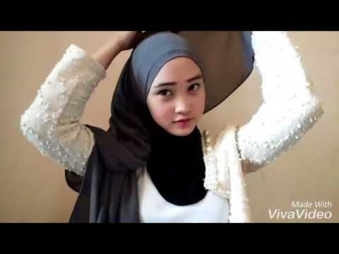 Tutorial Shawl Elfira Loy Natasyaixani Youtube