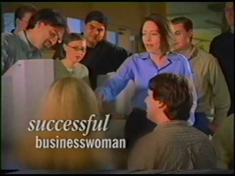 Maria Cantwell: Biography (2000 campaign ad)