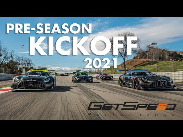 GetSpeed | Mercedes AMG GT3 Pre-Season Kick-Off 2021