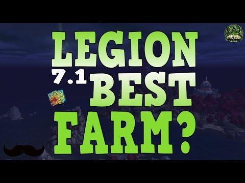 WoW Legion : 840+ BOE Epic Per Hour! 38,442 Gold Per Hour - Gold Guide