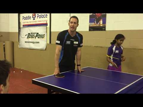 Backhand Looping Lecture