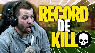 JE BATS MON RECORD DE KILL EN LIVE? - FORTNITE