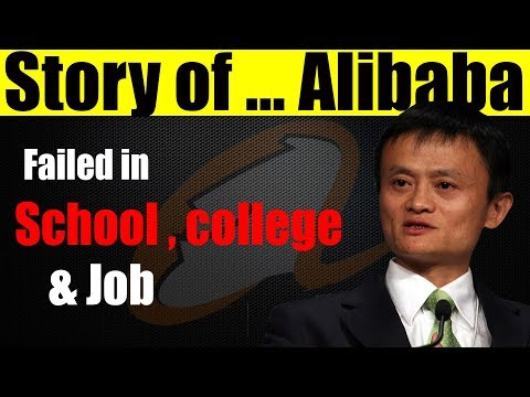 Alibaba founder Jack MA Motivational Success Story by Super Ignition