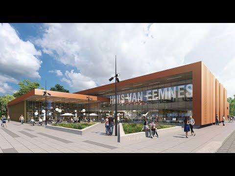 MoederscheimMoonen Architects designs new Cultural Center in Eemnes