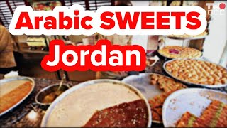 Arabic Sweets In Amman - Jordan