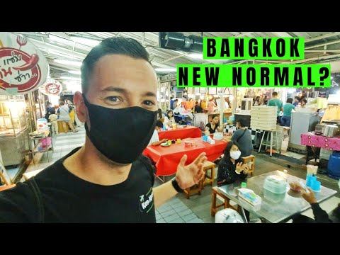 Bangkok 2021 Feels Almost Like In Normal Times Again - Bangkok 2021 Vlog